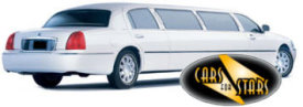 Limo Hire Stockport - Cars for Stars (Stockport) offering white, silver, black and vanilla white limos for hire